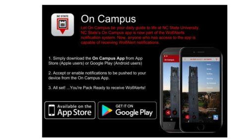 On Campus App