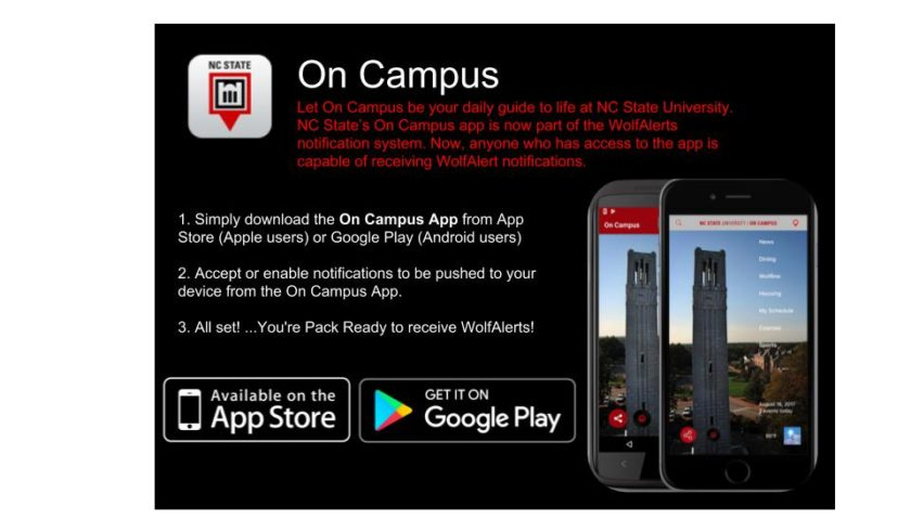 What do you need to​ know about the OnCampus App?